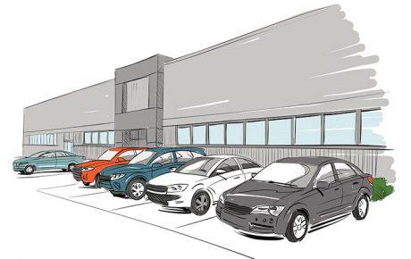 Automotive Dealership Management